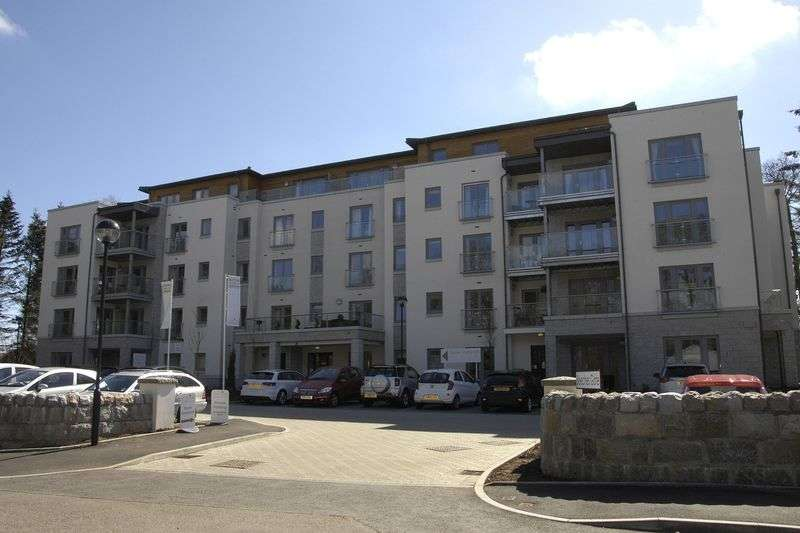 2 Bedrooms Flat for sale in Beeches Gate, Aberdeen NEW HOME : EX-SHOW FLAT FULLY FURNISHED AND PART EXCHANGE AVAILABLE