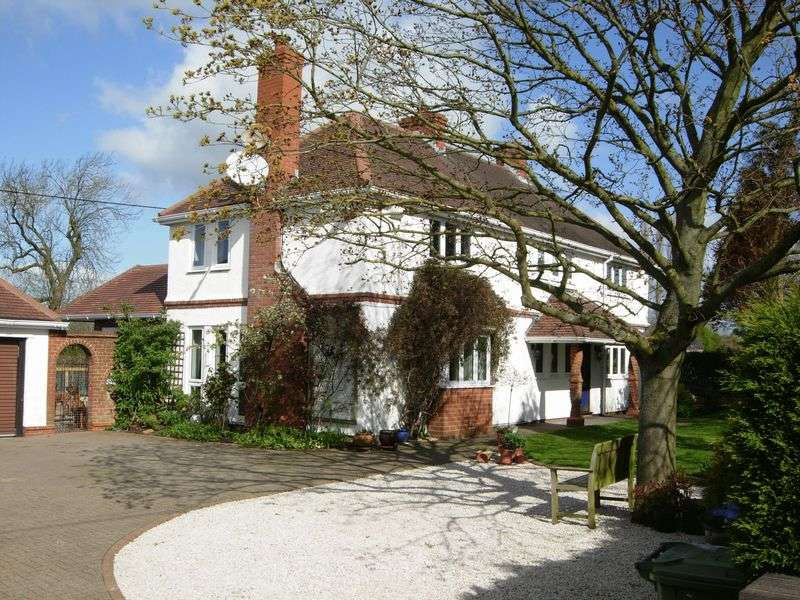 5 Bedrooms Detached House for sale in Hollington, Ashbourne