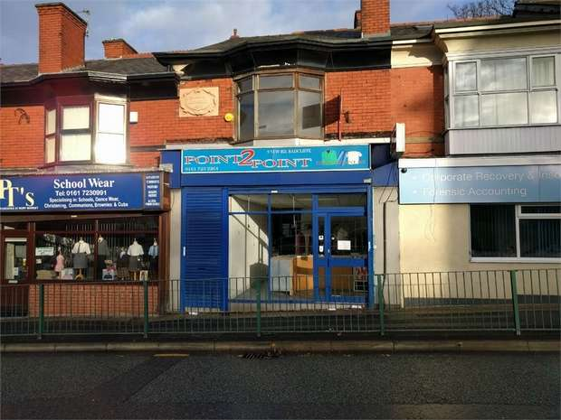 2 Bedrooms Commercial Property for sale in New Road, Radcliffe, MANCHESTER, Lancashire