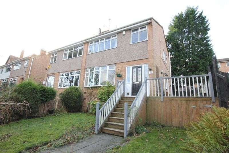 3 Bedrooms Semi Detached House for sale in Shrewsbury Road, Oxton/ Claughton, Wirral