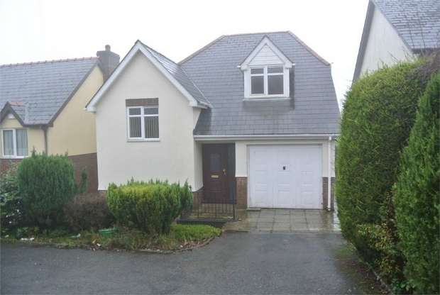 4 Bedrooms Detached House for sale in Llanover Road, Blaenavon, PONTYPOOL