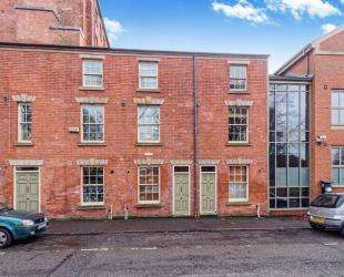 2 Bedrooms Terraced House for sale in Bridge Street, Derby, Derbyshire