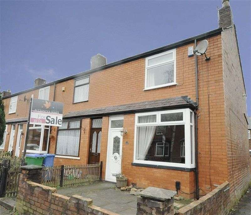2 Bedrooms House for sale in Barker Street, Heywood