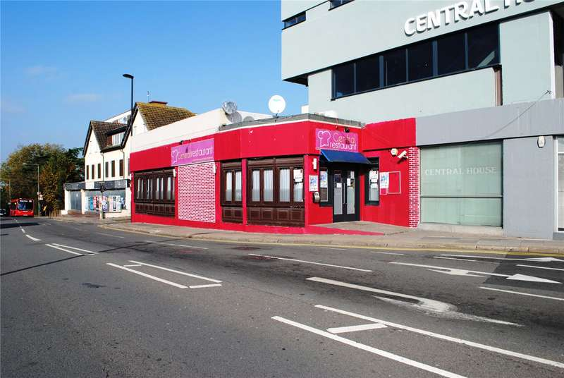 Retail Property (high Street) Commercial for sale in Nether Street, Finchley Central, London, N3