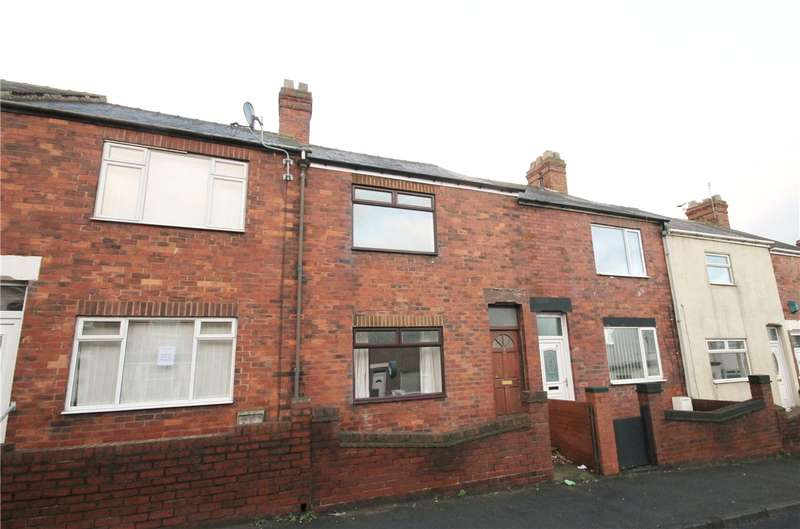 2 Bedrooms Terraced House for sale in Gill Crescent South, Fencehouses, Chester-le-Street, DH4