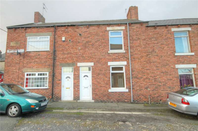 2 Bedrooms Terraced House for sale in Gladstone Street, No Place, Beamish, DH9