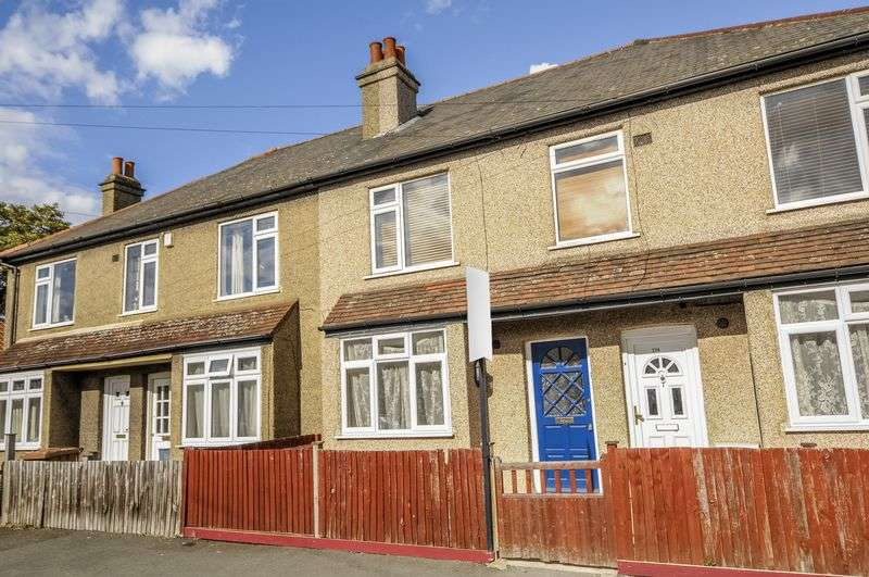3 Bedrooms Flat for sale in Western Road, Mitcham