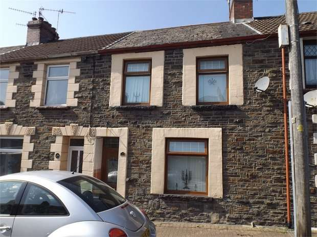 3 Bedrooms Terraced House for sale in Rheola Street, Mountain Ash, Mid Glamorgan