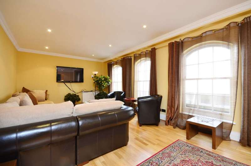 2 Bedrooms Flat for sale in Seymour Street, Marylebone, W1H