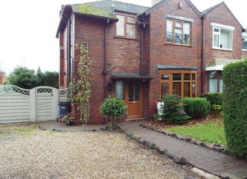 3 Bedrooms Semi Detached House for sale in Quarry Road, Stoke-On-Trent