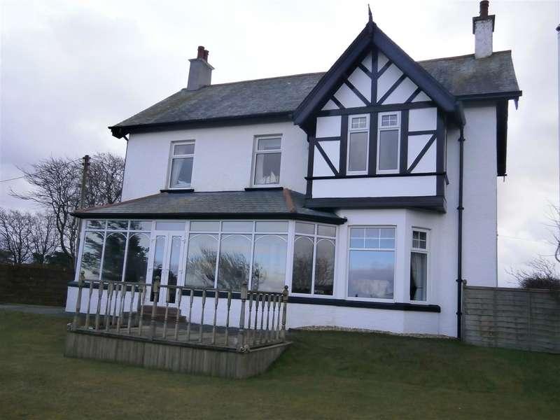 4 Bedrooms Detached House for sale in Skinburness Road, Skinburness, Wigton