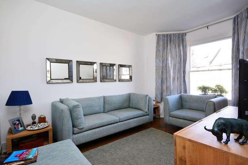 2 Bedrooms Flat for sale in Meon Road, Acton, W3