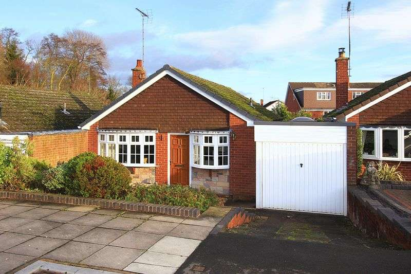 2 Bedrooms Detached Bungalow for sale in ALBRIGHTON, Bredon Close