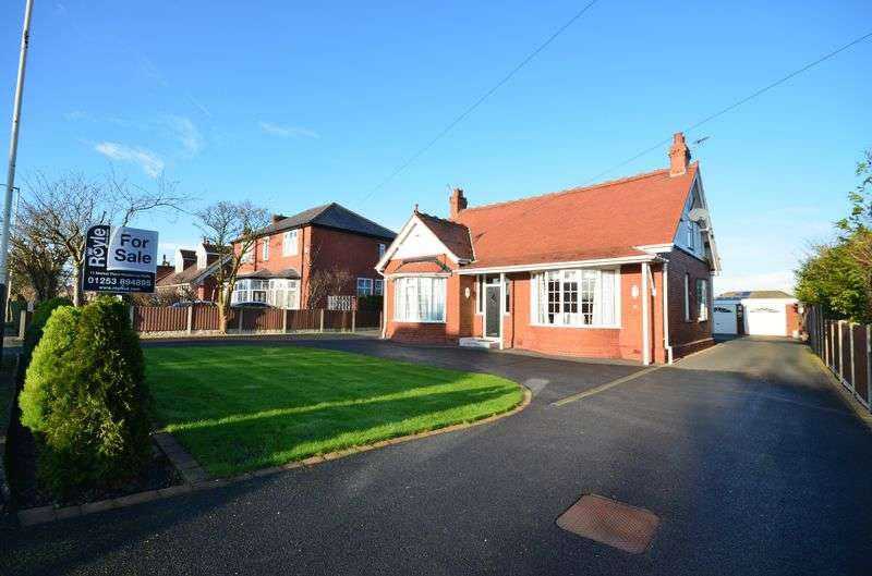 4 Bedrooms House for sale in 31 Bispham Road, Carleton, Poulton-Le-Fylde Lancs FY6 7PE
