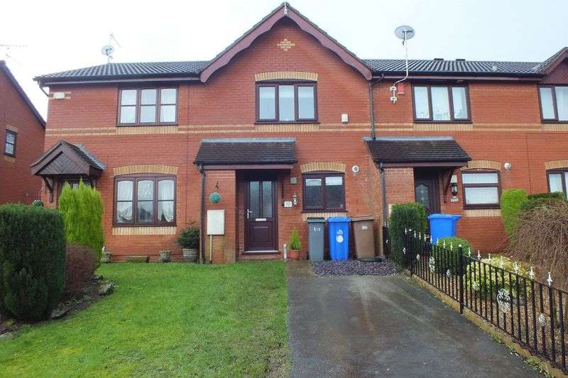 2 Bedrooms House for sale in Mill View, Ball Green, Stoke-On-Trent