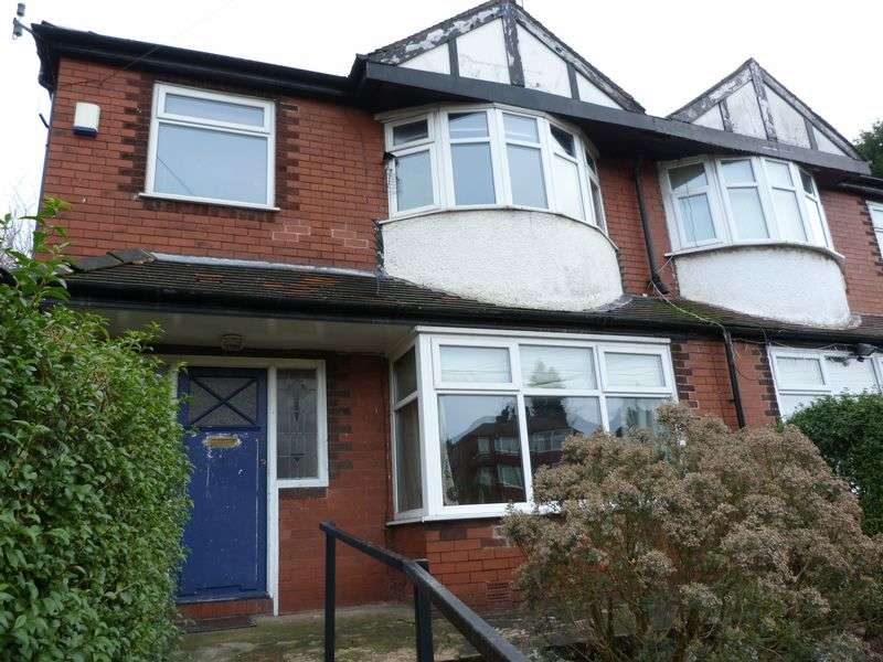 3 Bedrooms Semi Detached House for sale in Rochdale Road, Manchester