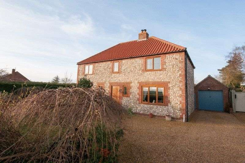 3 Bedrooms Detached House for sale in North Creake, Fakenham