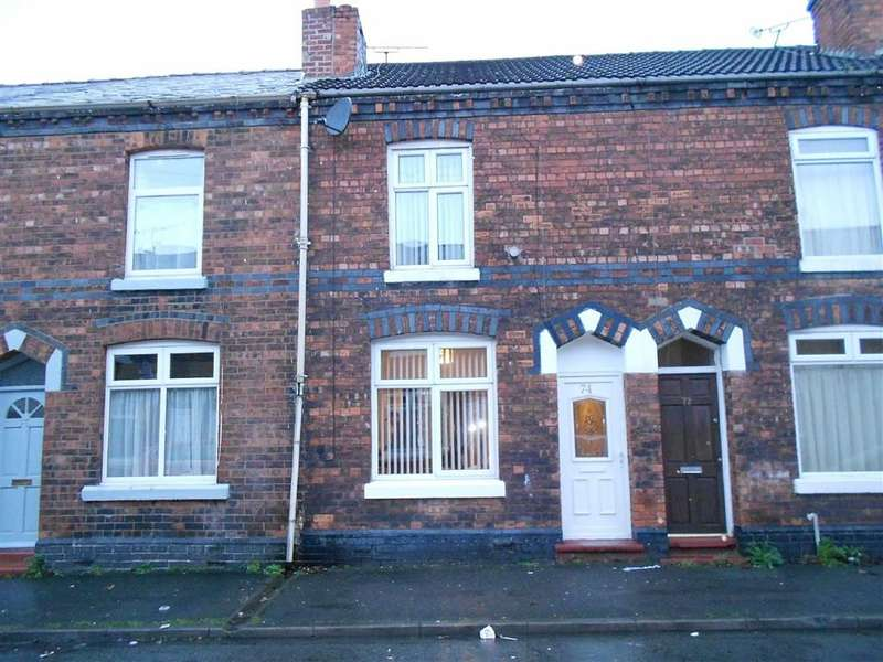 2 Bedrooms Property for sale in Ramsbottom Street, Crewe, Cheshire