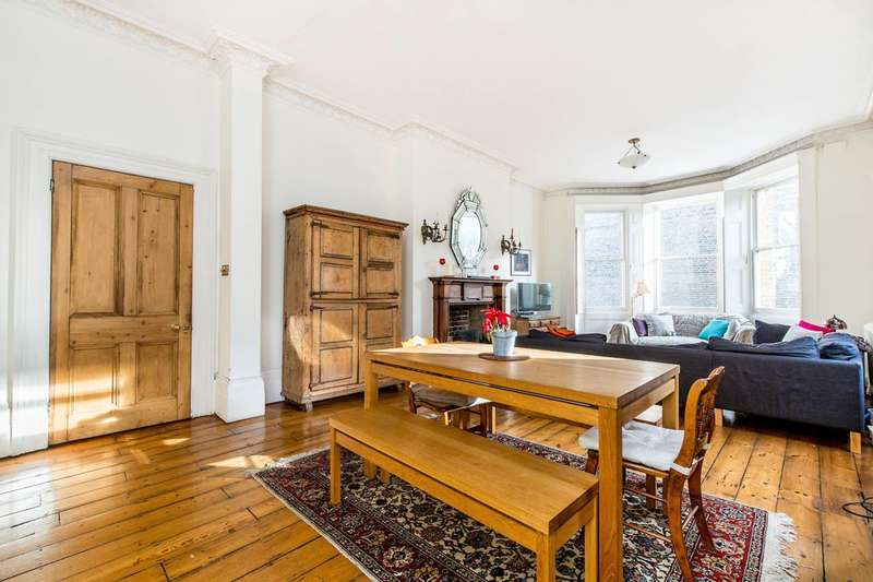 3 Bedrooms Maisonette Flat for sale in Leamington Road Villas, Westbourne Park, W11