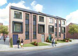 4 Bedrooms Terraced House for sale in Weaver Street, Chester, Cheshire, CH1