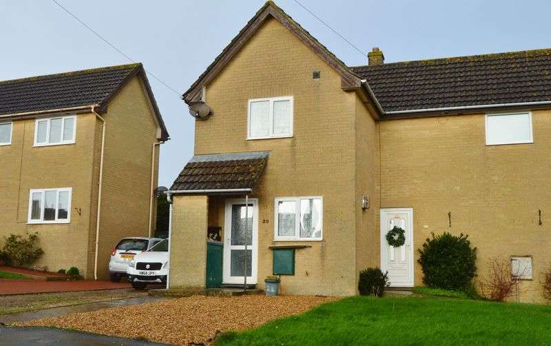 2 Bedrooms Semi Detached House for sale in Jeals Lane, Sandown