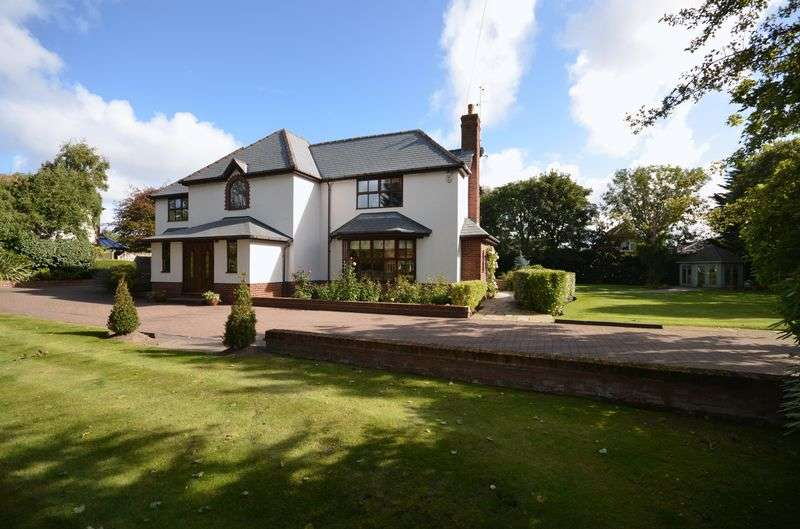 5 Bedrooms Detached House for sale in 141 Hardhorn Road, Poulton-Le-Fylde Lancs FY6 8ES