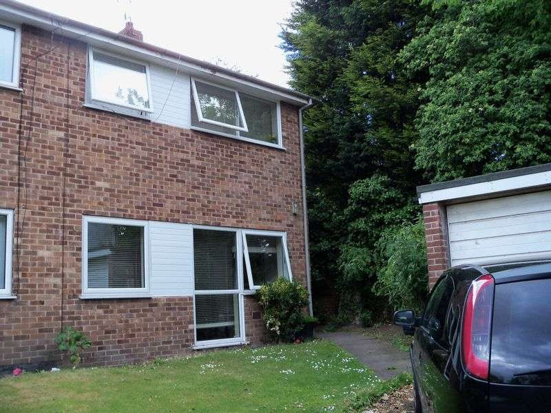 3 Bedrooms Semi Detached House for sale in Weston Avenue, Nottingham