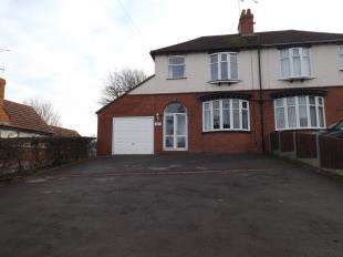 3 Bedrooms Semi Detached House for sale in Crewe Road, Wistaston, Crewe, Cheshire
