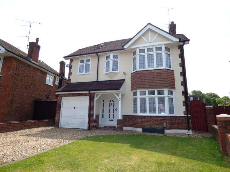 5 Bedrooms Property for sale in Kingscroft Avenue, Dunstable