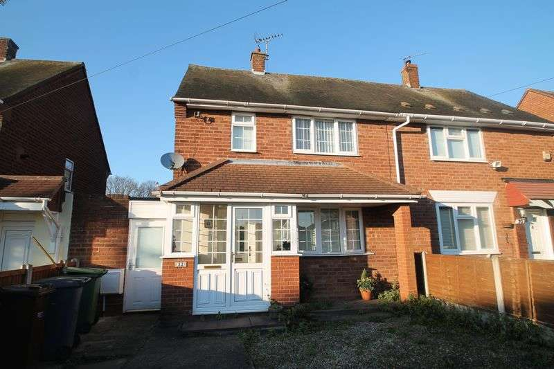 3 Bedrooms Semi Detached House for sale in Bargery Road, Wolverhampton