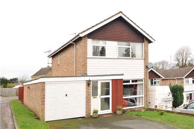 4 Bedrooms Property for sale in Detmore Close, Charlton Kings, CHELTENHAM, Gloucestershire, GL53 8QP