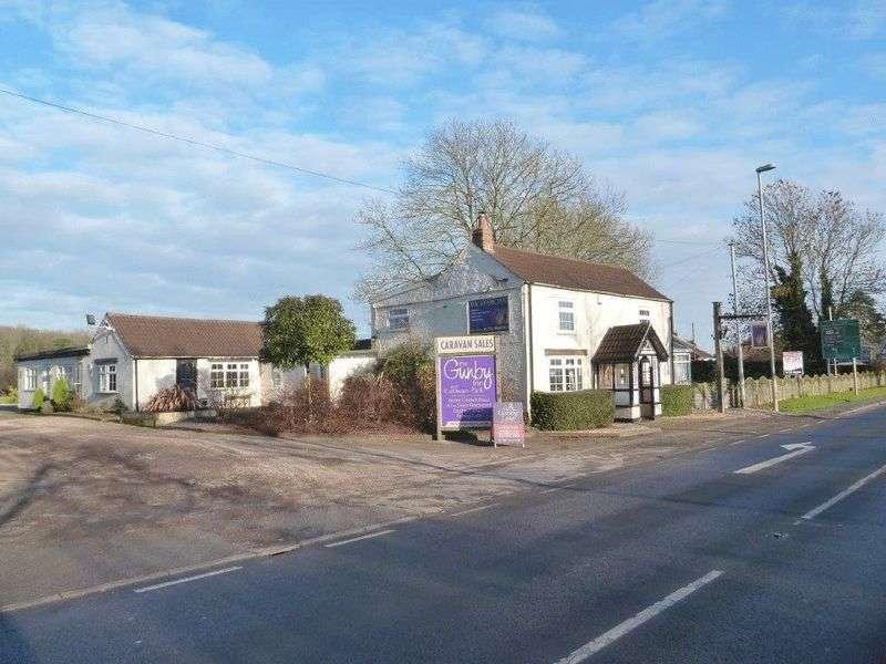 2 Bedrooms Property for sale in Gunby, Spilsby