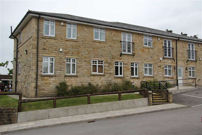 2 Bedrooms Property for sale in Wesley Court, LITTLEBOROUGH, Littleborough