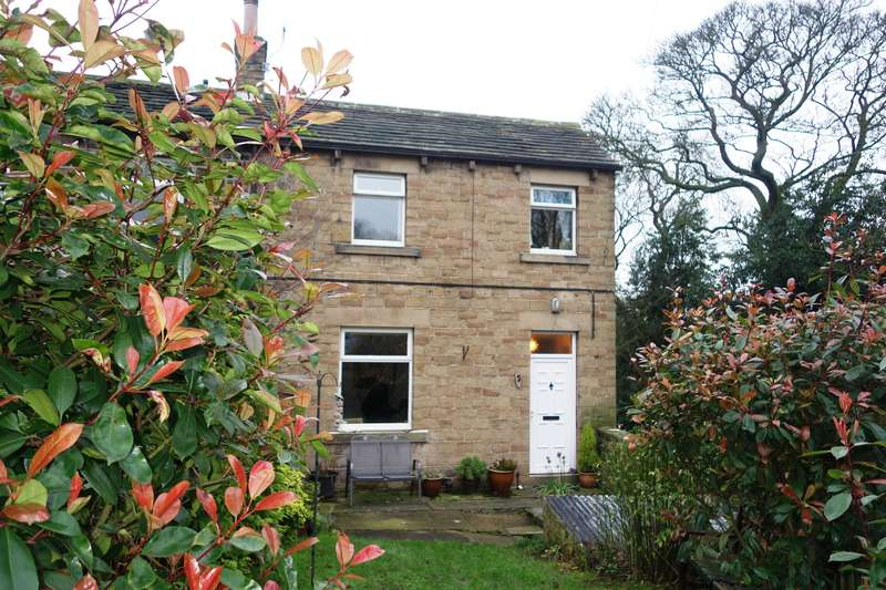 2 Bedrooms End Of Terrace House for sale in Cuckstool Road, Denby Dale, Huddersfield, HD8 8RB
