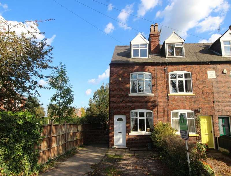 3 Bedrooms Property for sale in Lime Tree Cottages North Road, Torworth, Retford, DN22