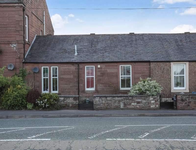 2 Bedrooms Bungalow for sale in Fountainbleau Lockerbie Road, Dumfries, DG1