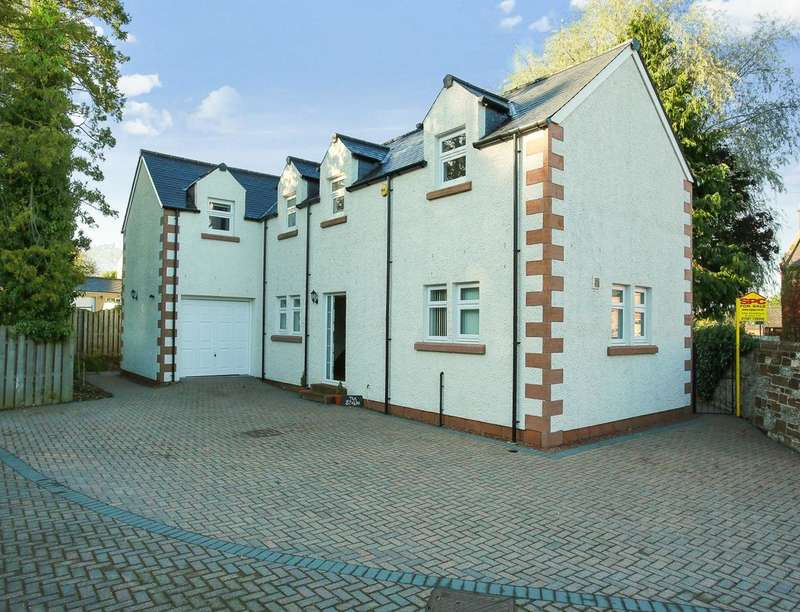 4 Bedrooms Detached House for sale in The Stables Maxwell Street, Dumfries, DG2