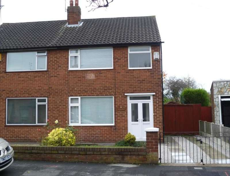 3 Bedrooms Semi Detached House for sale in Sinclair Avenue, Prescot, L35