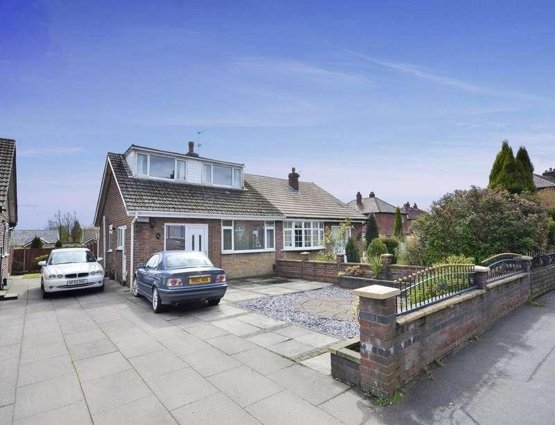 3 Bedrooms Semi Detached Bungalow for sale in Buckley Lane, Farnworth, Bolton, BL4