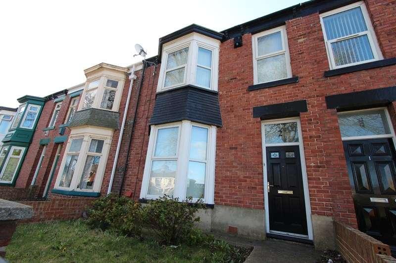 3 Bedrooms Terraced House for sale in Hunter Terrace, Grangetown, Sunderland