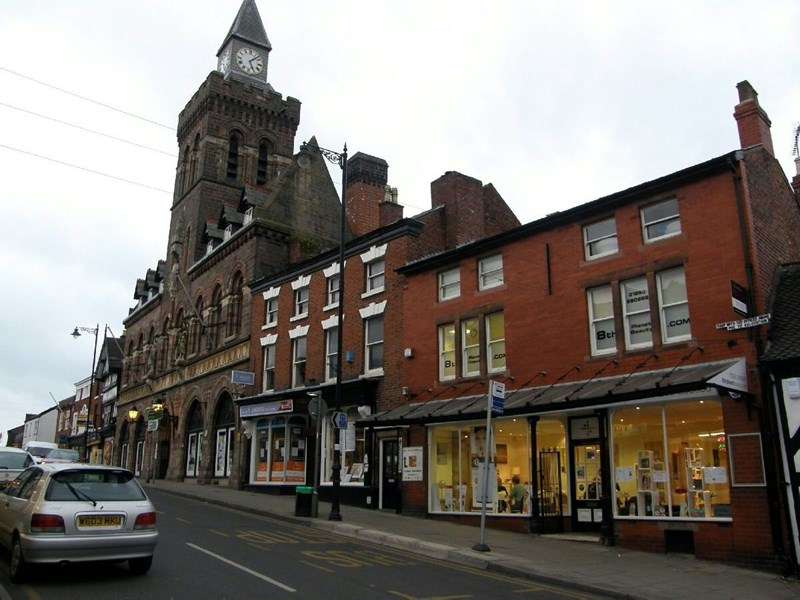 Property for sale in High Street, Congleton