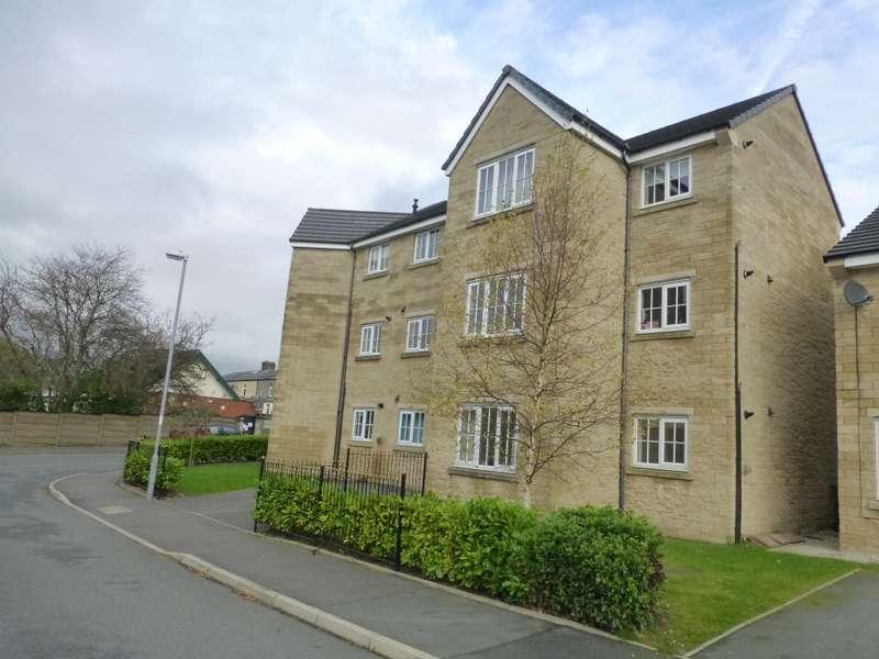 2 Bedrooms Apartment Flat for sale in Dearden Court, DARWEN, Lancashire, BB3