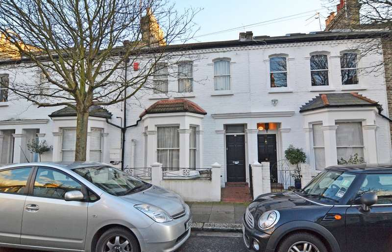 3 Bedrooms House for sale in Chaldon Road, Fulham, SW6