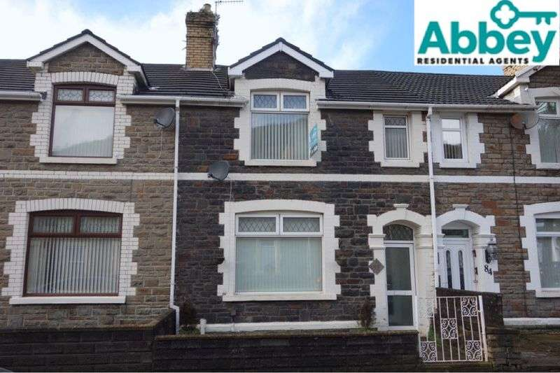 3 Bedrooms Terraced House for sale in Hunter Street, Briton Ferry, Neath, SA11 2RS