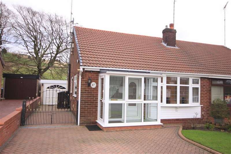 2 Bedrooms Property for sale in Keepers Drive, Norden, Rochdale