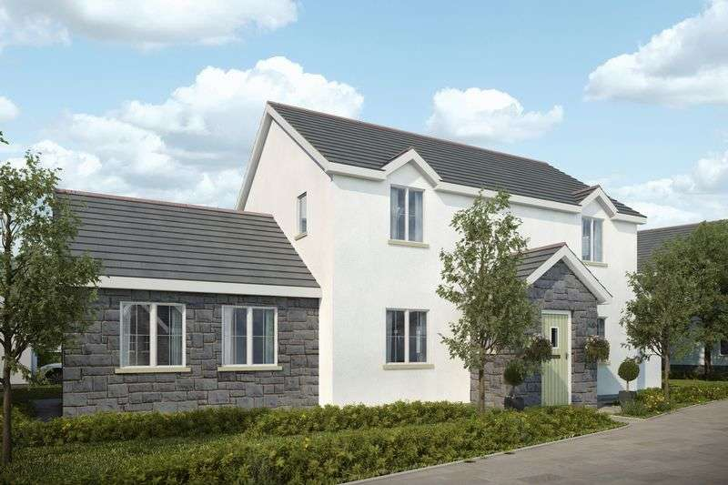 4 Bedrooms Detached House for sale in Plot 8, Green Meadows Park, Tenby