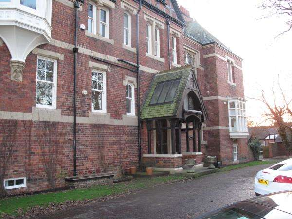 3 Bedrooms Apartment Flat for sale in Westoe Hall, Westoe Village, South Shields