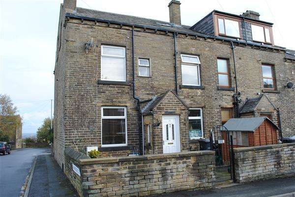 4 Bedrooms End Of Terrace House for sale in Westfield Terrace, Clayton, Bradford