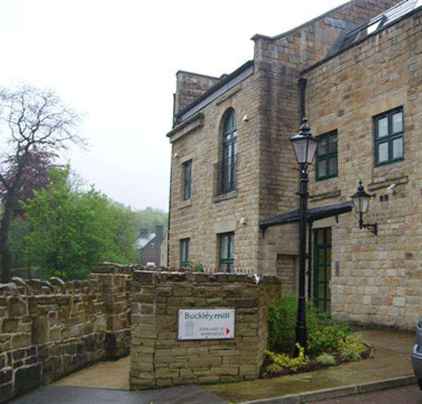 2 Bedrooms Apartment Flat for sale in Buckley Mill, High Street, Uppermill