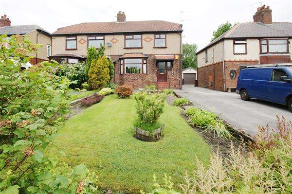 3 Bedrooms Semi Detached House for sale in Oldham Road, Lydgate